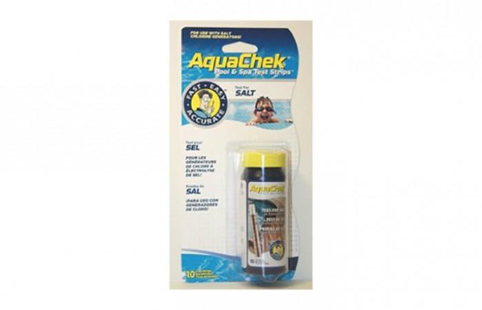Aquachek Salt Test Strips Diamond State Pool Service